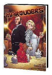 Marauders by Gerry Duggan Volume 1 HC