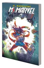 Ms. Marvel Volume 3: Outlawed TP