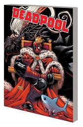 King Deadpool Volume 2 TP