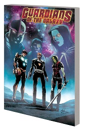 Guardians of the Galaxy Volume 2: Here We Make Our Stand TP