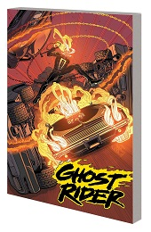 Ghost Rider: Robbie Reyes Complete Collection TP