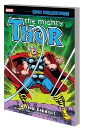 Thor Epic Collection: Final Gauntlet TP