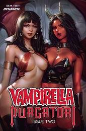 Vampirella Vs. Purgatori no. 2 (2021 Series)