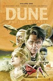 Dune: House Atreides Volume 1 HC