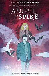 Angel and Spike Volume 2 TP