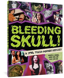 Bleeding Skull HC