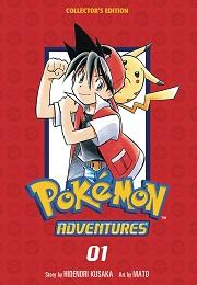 Pokemon Adventures Collectors Edition Volume 1 TP
