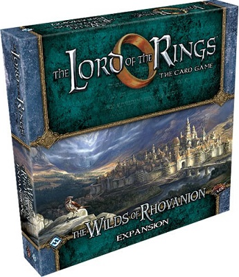 The Lord of the Rings the Card Game: The Wilds of Rhovanion Adventure Pack