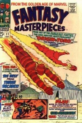 Fantasy Masterpieces (Marvel Super-Heroes - 1966) no. 11 - Used