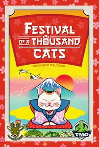 Festival of a Thousand Cats Card Game