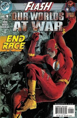 The Flash (1987) Our Worlds at War no. 1 - Used