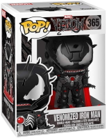 Funko POP: Marvel: Venomized Iron Man (365)