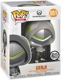 Funko POP: Games: Overwatch: Genji (Brier) (551)