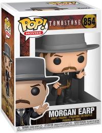 Funko POP: Movies: Tombstone: Morgan Earp (854)