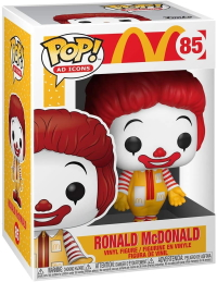 Funko POP: Ad Icons: Ronald McDonald