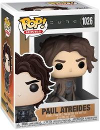 Funko POP: Movies: DUNE: Paul Atreides (1026)