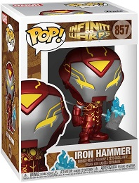 Funko POP: Marvel: Infinity Warps: Iron Hammer (857)