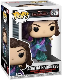 Funko POP: Marvel: Wandavision: Agatha Harkness (826)