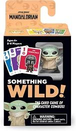 Something Wild Card Game: Star Wars: The Mandalorian