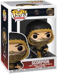Funko POP: Movies: Mortal Kombat: Scorpion (1055)