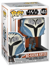 Funko POP: Star Wars: Madalorian: Bo-Katan Kryze (463)