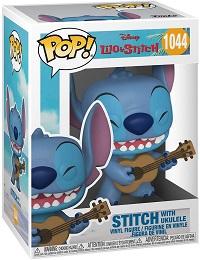 Funko POP: Disney: Lilo and Stitch: Stitch with Ukelele (1044)