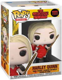 Funko POP: Movies: The Suicide Squad: Harley Quinn (1111)