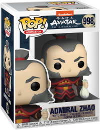Funko POP: Animation: Avatar the Last Airbender: Admiral Zhao (998)