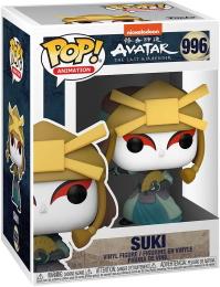 Funko POP: Animation: Avatar the Last Airbender: Suki (996)