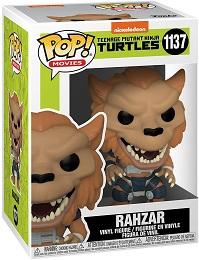 Funko POP: Movies: Teenage Mutant Ninja Turtles: Rahzar (1137)