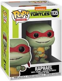Funko POP: Movies: Teenage Mutant Ninja Turtles: Raphael (1135)
