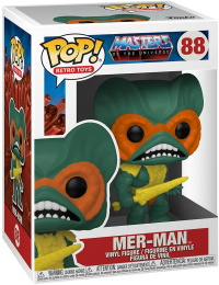 Funko POP: Retro Toys: Masters of the Universe: Mer-Man (88)