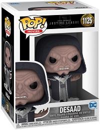 Funko POP: Movies: Zack Snyders Justice League: Desaad (1125)
