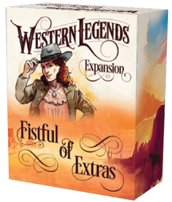 Western Legends: Fist Full of Extras Expansion