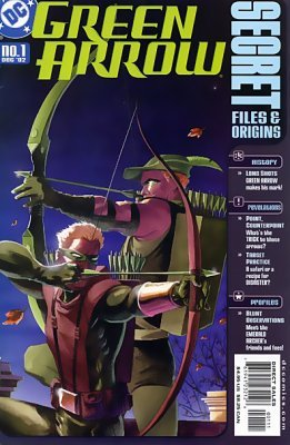 Green Arrow: Secret Files (2002) no. 1 One Shot - Used