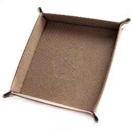 9in Folding Dice Tray