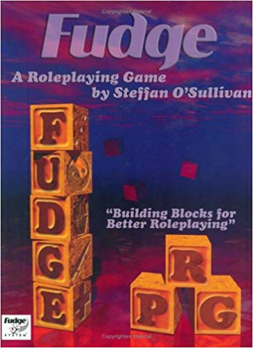 Fudge: 10th Anniversary Edition Role Playing - Used