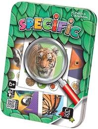 Specific Board Game