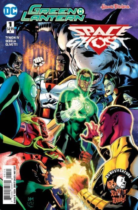 Green Lantern Space Ghost Special (2017) no. 1 - Used