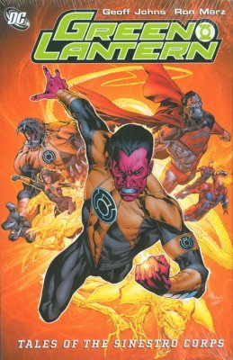 Green Lantern: Tales of the Sinestro Corps TP - Used