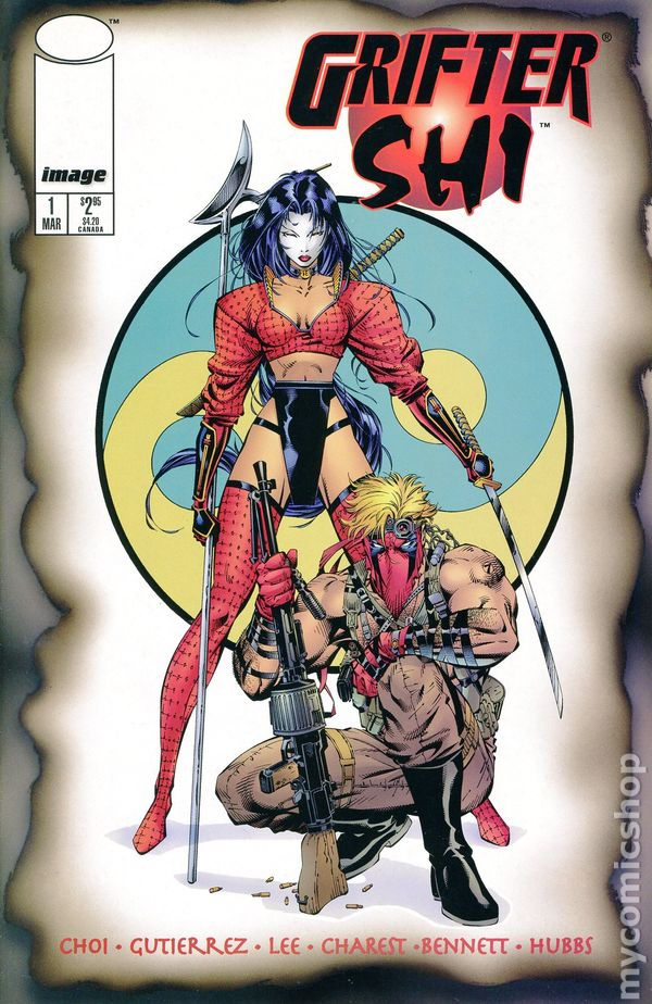 Grifter Shi (1996 Series) Complete Bundle - Used