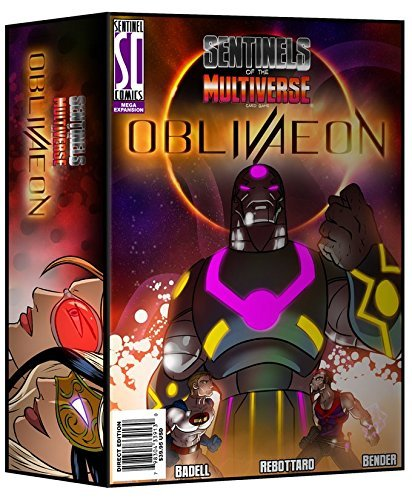 Sentinels of the Multiverse Card Game: OblivAeon