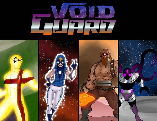 Sentinels of the Multiverse Card Game: Void Guard