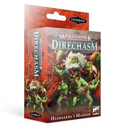 Warhammer Underworlds: Direchasm: Hedkrakka's Madmob 109-04