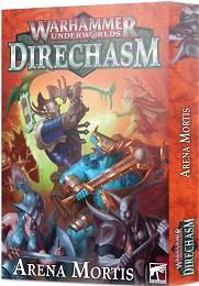Wrahammer Underworlds: Direchasm: Arena Mortis 110-93