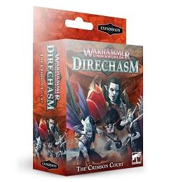 Warhammer Underworlds: Direchasm: The Crimson Court 110-94