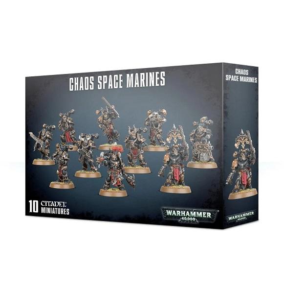 Warhammer 40K: Chaos Space Marines 43-06