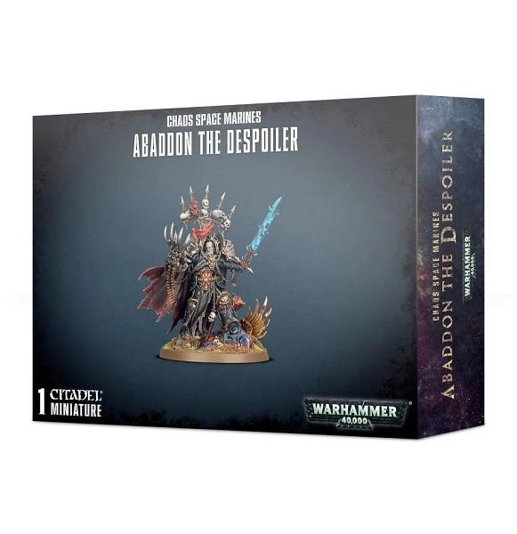 Warhammer 40K: Chaos Space Marines: Abaddon the Despoiler: 43-60