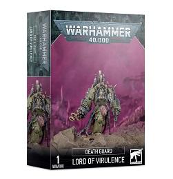 Warhammer 40K: Death Guard: Lord of Virulence 43-77