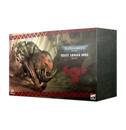 Warhammer 40K: Orks: Beast Snagga Orks Army Set 50-03